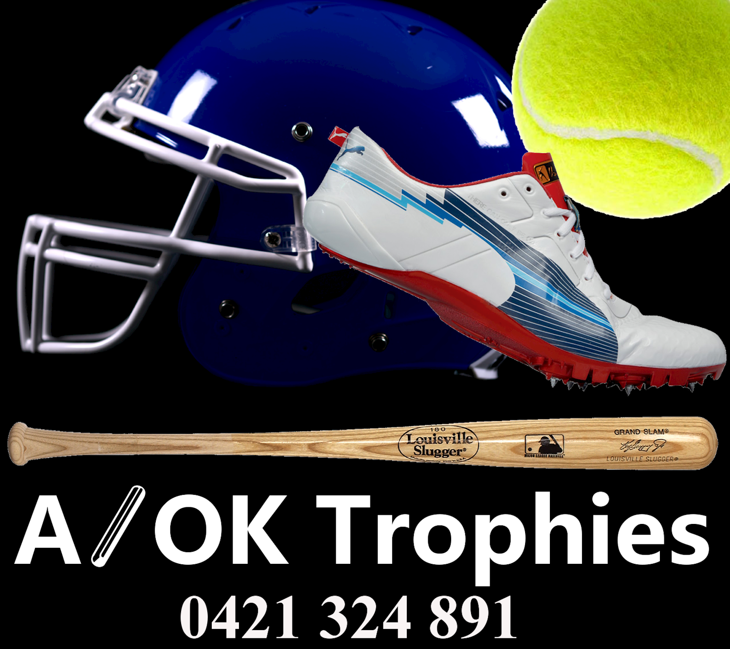 Thank You To Our Sponsors AOK Trophies