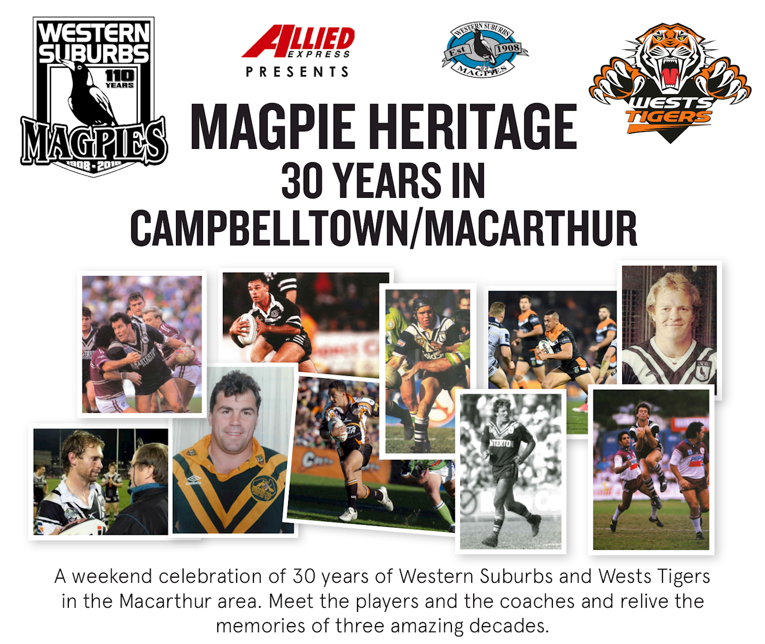 Magpie Heritage Night