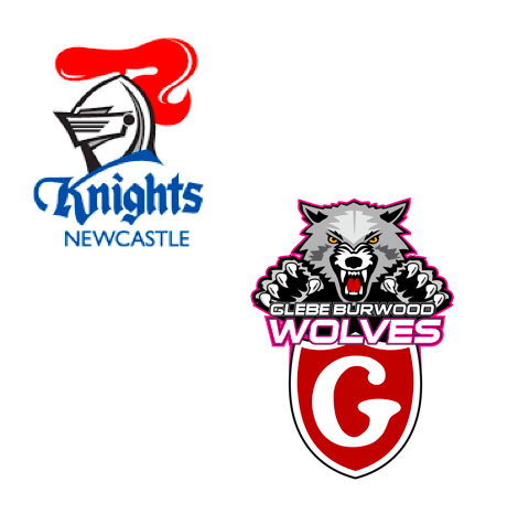 WEEKEND REPORTS vs Newcastle Knights and Glebe Burwood Wolves