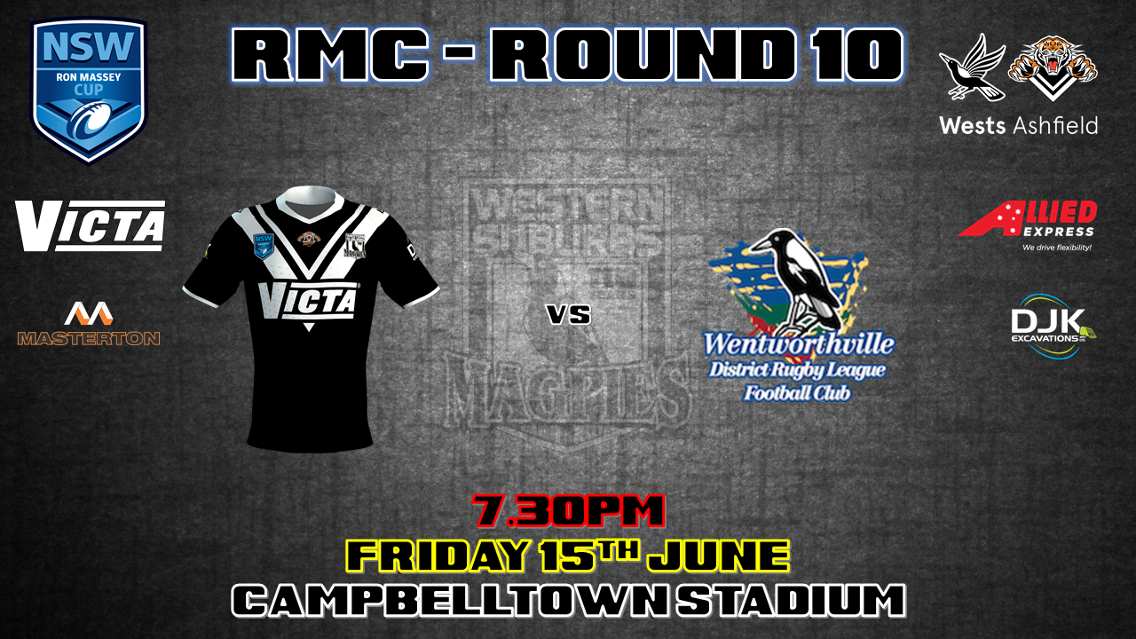 FRIDAY NIGHT FOOTY - Ron Massey Cup - Round 10