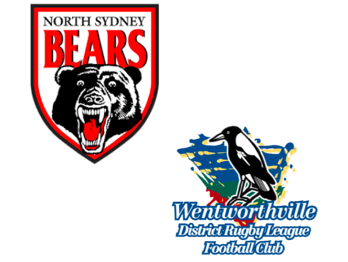 WEEKEND REPORTS vs North Sydney Bears & Wentworthville Magpies