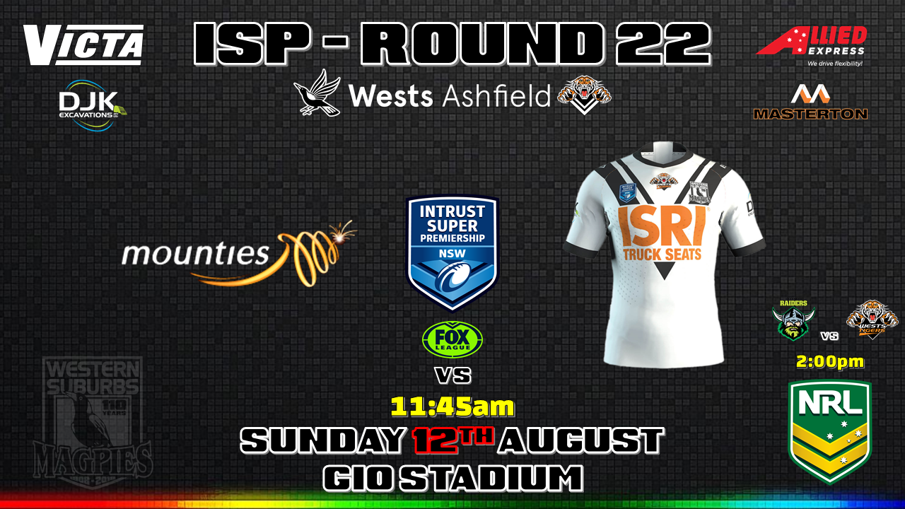 InTrust Super Premiership Round 22