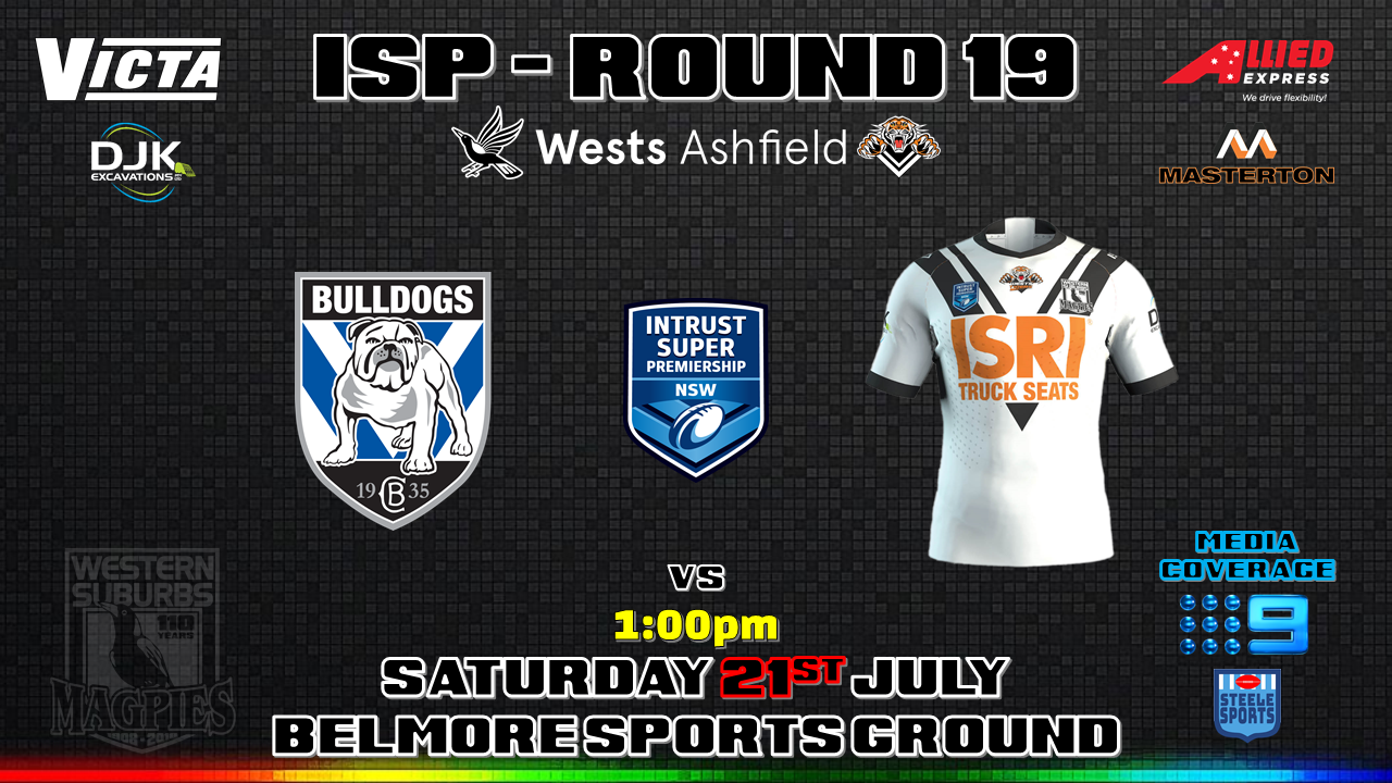 InTrust Super Premiership Round 19