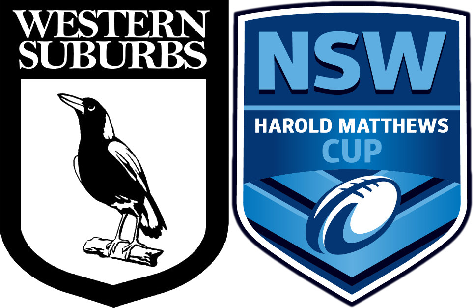 2019 Train-on Squad Announced - Western Suburbs Magpies Harold Matthews