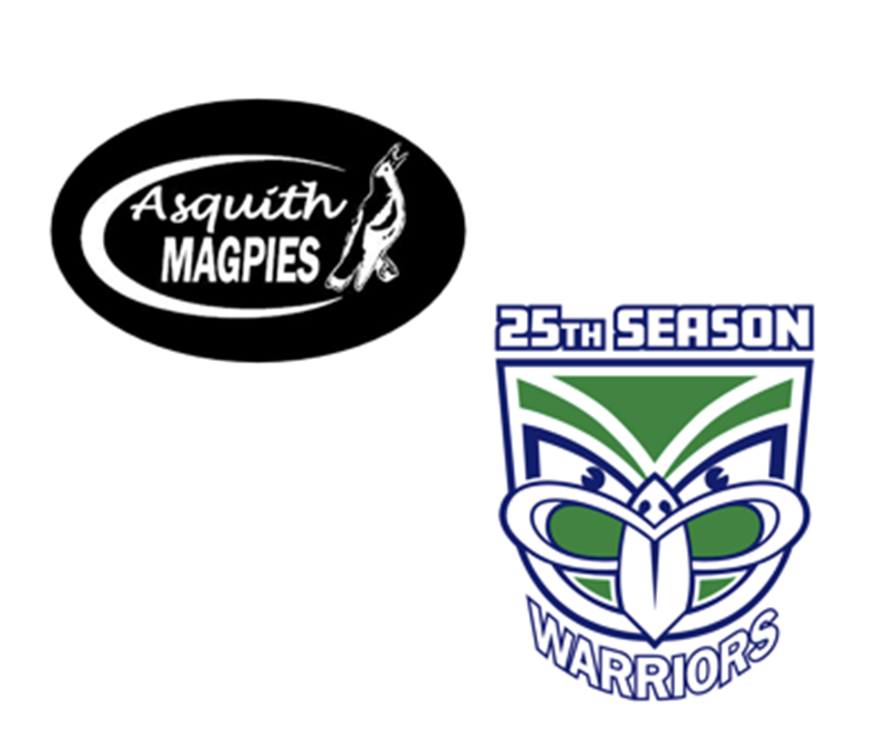 WEEKEND REPORTS vs Asquith Magpies & Warriors