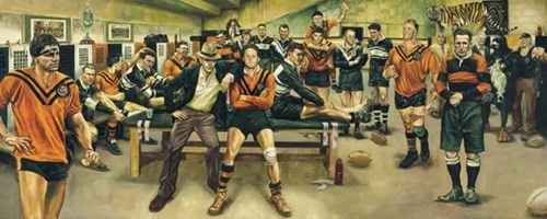 Wests Tigers Team of the Century