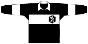1930 Western Suburbs Magpies Jersey