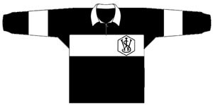 1931 Western Suburbs Magpies Jersey
