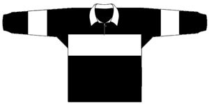 1939 Western Suburbs Magpies Jersey