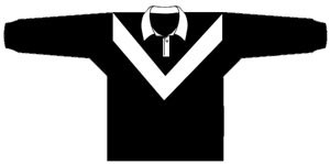 1944 Western Suburbs Magpies Jersey