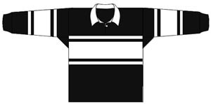 1949 Western Suburbs Magpies Jersey