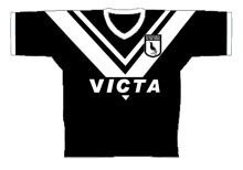 1978 Western Suburbs Magpies Jersey
