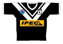1984 Western Suburbs Magpies Jersey