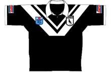 1994 Western Suburbs Magpies Jersey