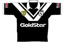 1995 Western Suburbs Magpies Jersey