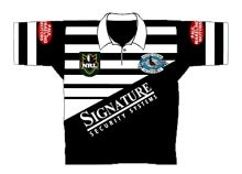 1998 Western Suburbs Magpies Jersey