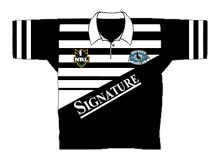 1999 Western Suburbs Magpies Jersey