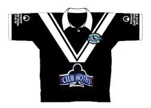 2000 Western Suburbs Magpies Jersey