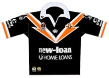 2002 Wests Tigers Jersey