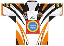 2004 Wests Tigers Jersey