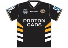 2009 Wests Tigers Jersey