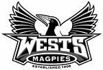 2003 Western Suburbs Magpies Logo