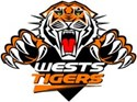2005 Wests Tigers Logo