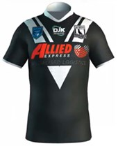 2017 Western Suburbs Magpies Jersey