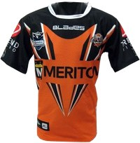 2012 Wests Tigers Jersey