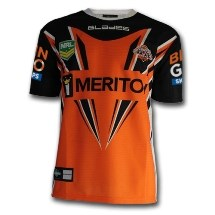 2013 Wests Tigers Jersey