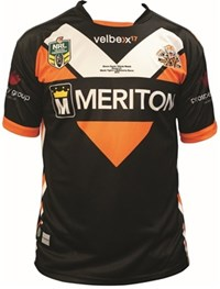 2014 Wests Tigers Jersey