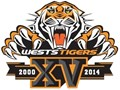 2014 Wests Tigers Logo