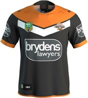 2018 Wests Tigers Jersey